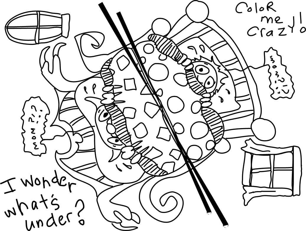 Little Big Planet Coloring Pages Coloring Page Big Planet